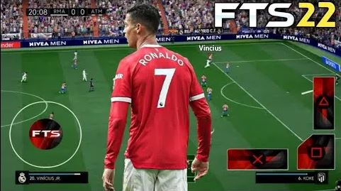 First Touch Soccer 2022 FTS 22 OFFICIAL MOD APK Android