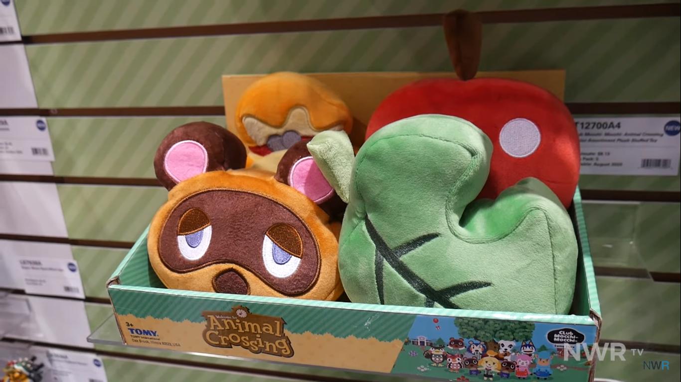 Full Series of Animal Crossing Mocchi Mocchi Plush Revealed