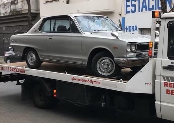 """Nissan Skyline C10 """"Hakosuka"""" Argentina"""