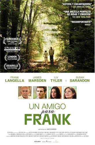 Un amigo para Frank DVDR NTSC Español Latino