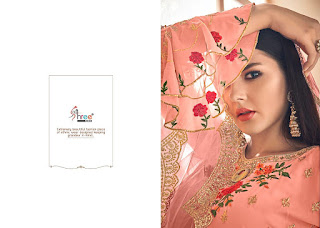 Shree fab Shehnai Exclusive Pakistani Suits