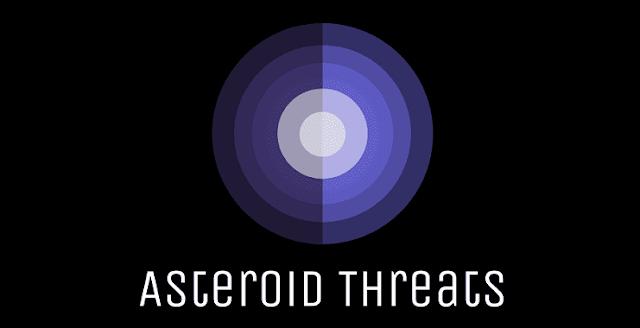 asteroidthreats com new site about hazardous asteroids launched