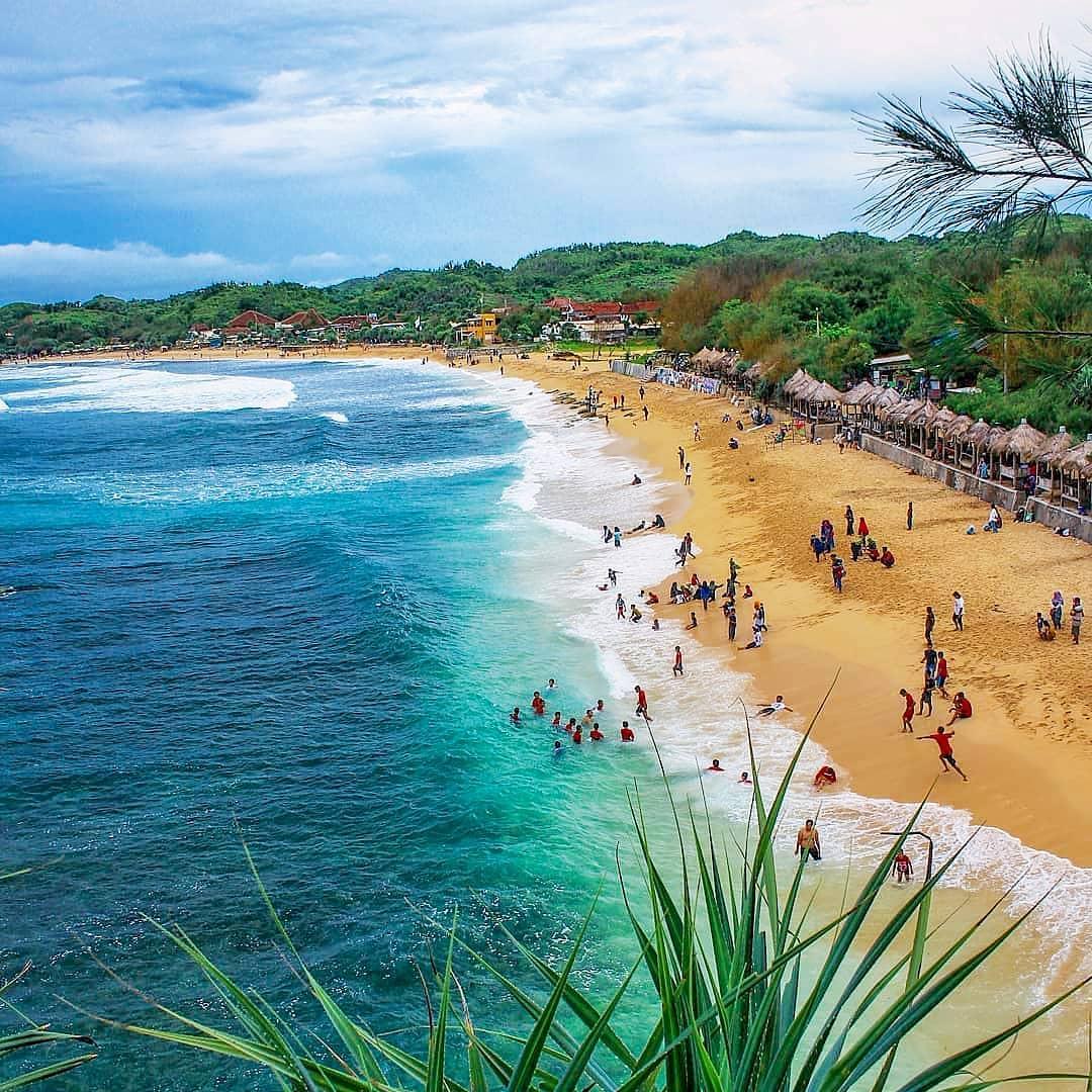 Pantai Slili, Pantai Cantik Asal Gunung Kidul Jogja! - Indwisata