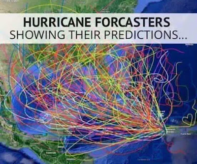 hurricane forecast models