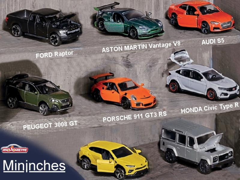 Defender 110 2018 >> 8 nouvelles Majorette Premium pour 2018 💪 - Mininches