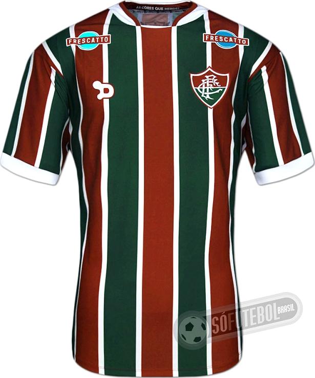 98e5302543103 Dryworld apresenta as novas camisas do Fluminense - Show de Camisas