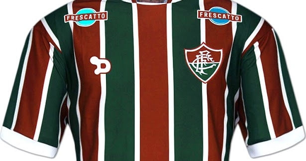 Dryworld apresenta as novas camisas do Fluminense - Show de Camisas 76f0a959ce52a