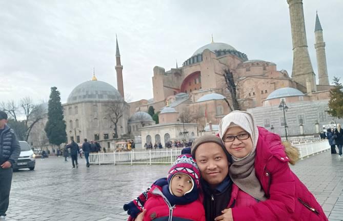 Dari MTS Al-Hikmah Purwoasri Kediri Hingga Studi S3 di Necmettin Erbakan Üniversitesi Konya Türkey