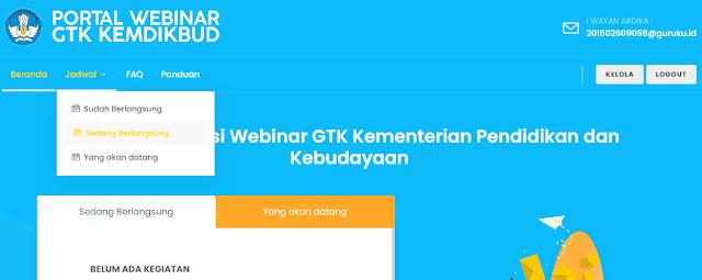 Webinar GTk