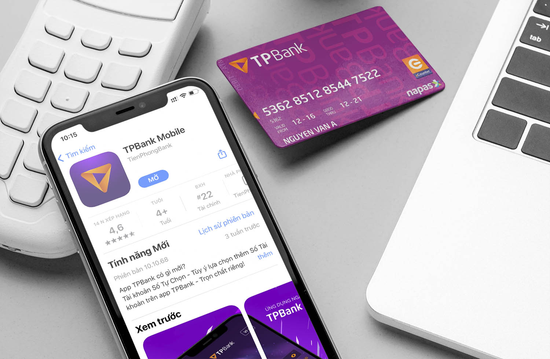 Hướng dẫn đăng ký mở tài khoản TPBank Online