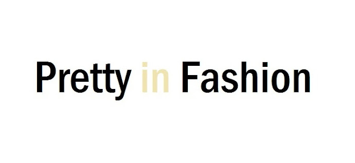 Pretty in Fashion