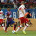 Elton marca aos 53 minutos do segundo tempo e Bahia se classifica na Copa do Brasil
