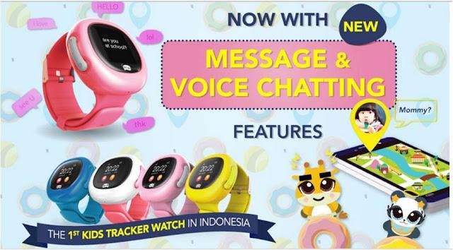 Smart Watch Kids Tracker Watch bipbip