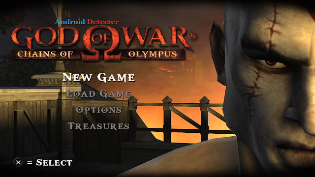 God Of War Chains Of Olympus [PSP] Highly Compressed CSO [PPSSPP] - [Latest] Direct Link