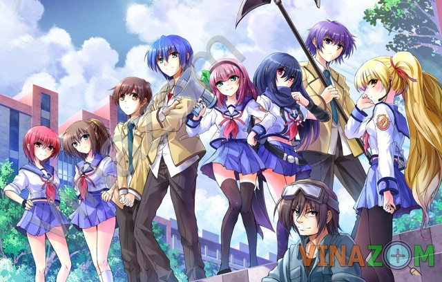 bộ anime Angel Beats!