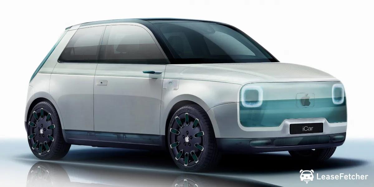 Apple Car:Honda E x iMac G3