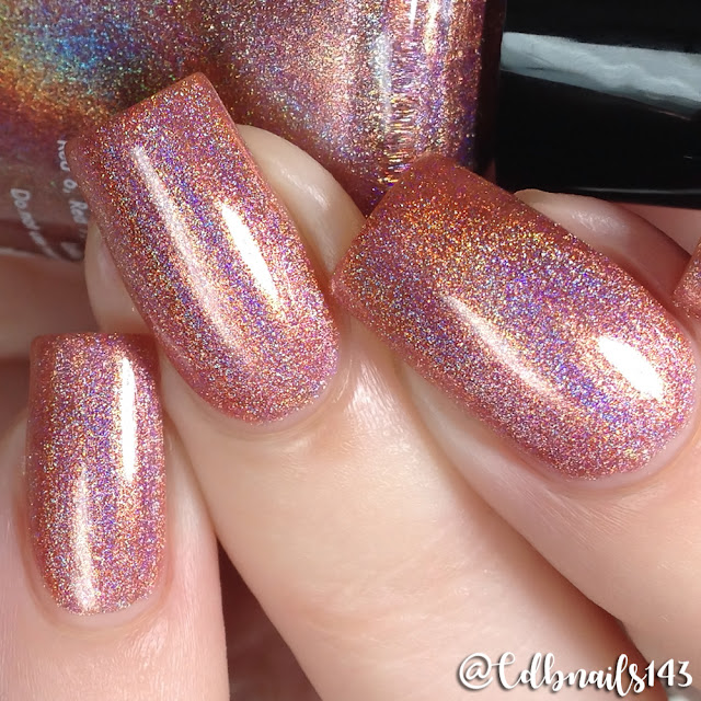 KBShimmer-Stop And Smell The Rosé