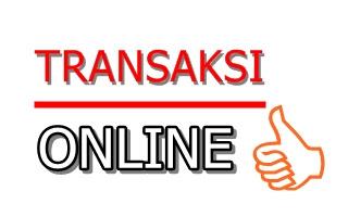 Cara bertransaksi online
