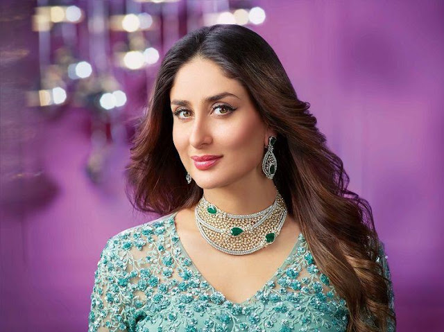 Kareena Kapoor Latest Diamond Chokers