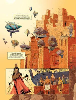 Sheïd tome 1 - la cité ensoleillée de Mafate