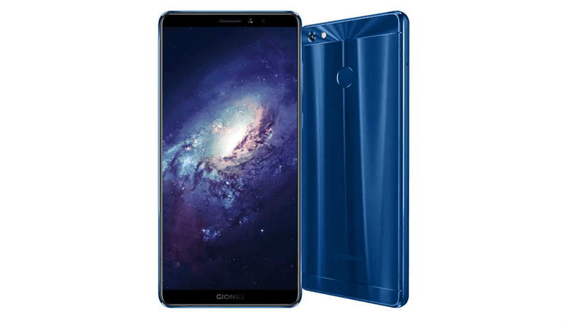 Gionee announces F6 w/ 18:9 screen