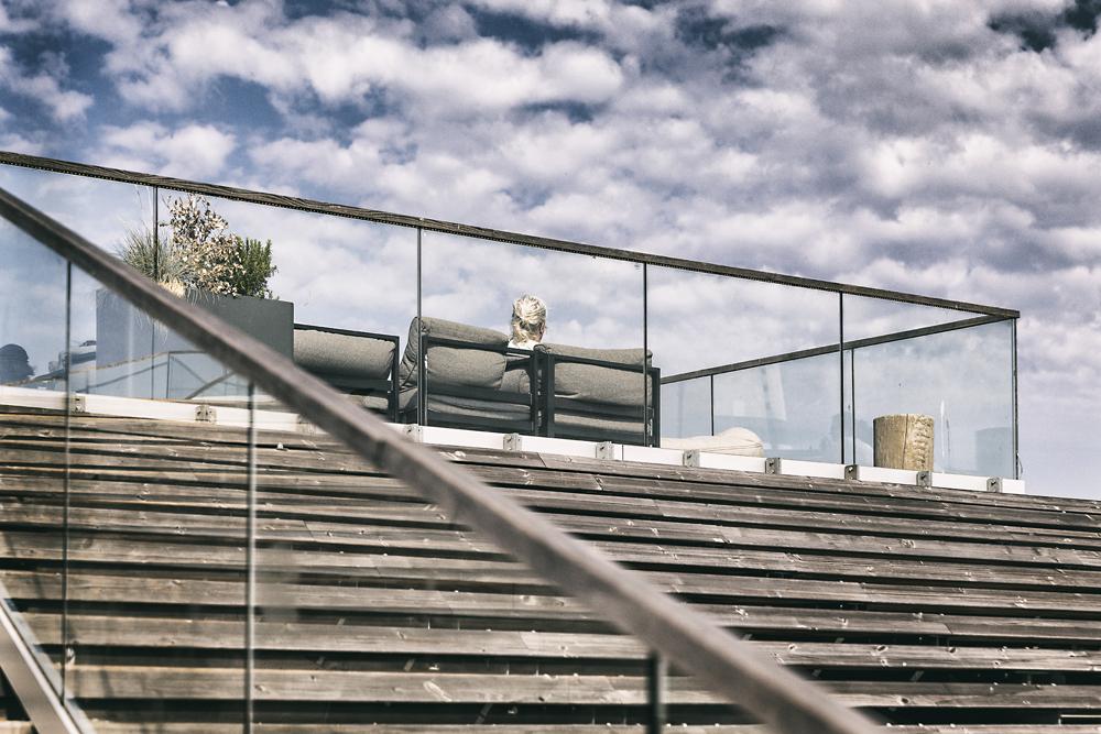 Helsinki, Löyly, ravintola, visithelsinki, valokuvaaja Frida Steiner, Visualaddict, arkkitehtuuri, kesä, summer, clouds, pilvet