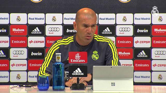 Zidane mencatat sejarah sebagai pemain dan pelatih yang menjuarai Liga Champions