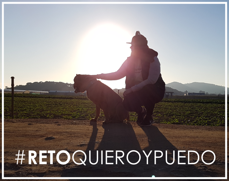 #RETOQUIEROYPUEDO