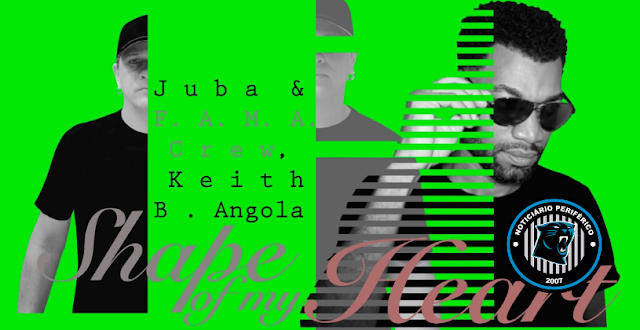 DJ Juba x Keith B Angola x Morgan James | Shape of my Heart