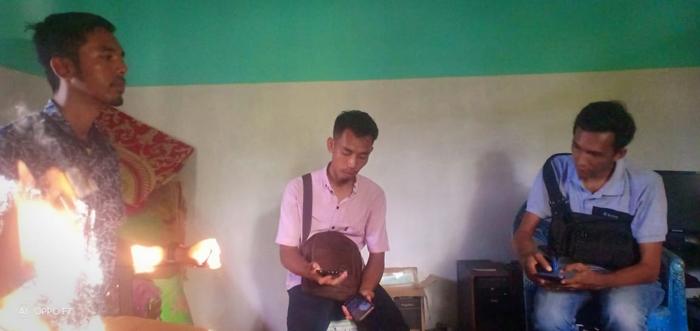 Kelembah Hijau Bambu Kuning Lampura, Tahun Baru Akan Dihibur Personil Duo Intan