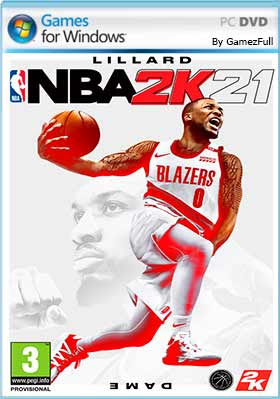 NBA 2K21 (2020) PC Full Español | MEGA