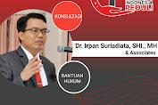 LBH Indonesia Peduli Buka Konsultasi dan bantuan Hukum Gratis