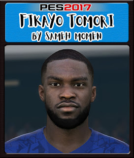 PES 2017 Faces Fikayo Tomori by Sameh Momen