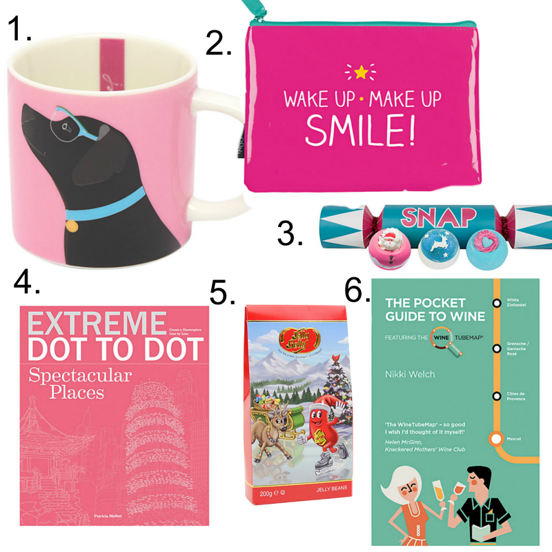 top stocking filler gifts for her at the office