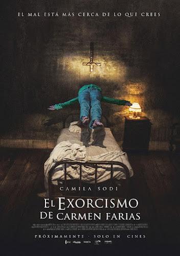 El Exorcismo de Carmen Farías (Web-DL 720p Español Latino) (2021)