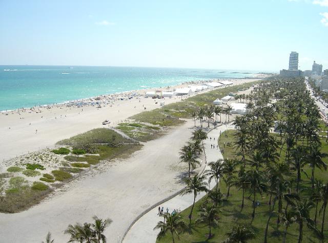 Lummus Park Beach em Miami
