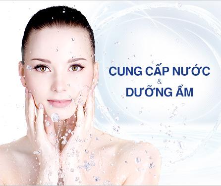 Thế nào là Cấp Nước Và Dưỡng Ẩm Cho Da?, cắp nước cho da, dưỡng ẩm cho da, cấp nước và dưỡng ẩm, kem cấp nước cho da, mỹ phẩm hàn quốc