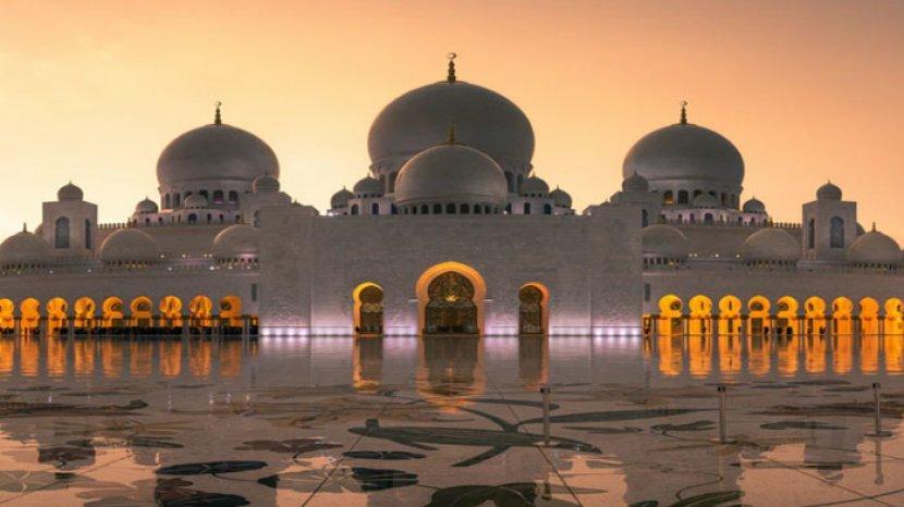 Hadist Sahih Doa Masuk Masjid dan Keluar Masjid