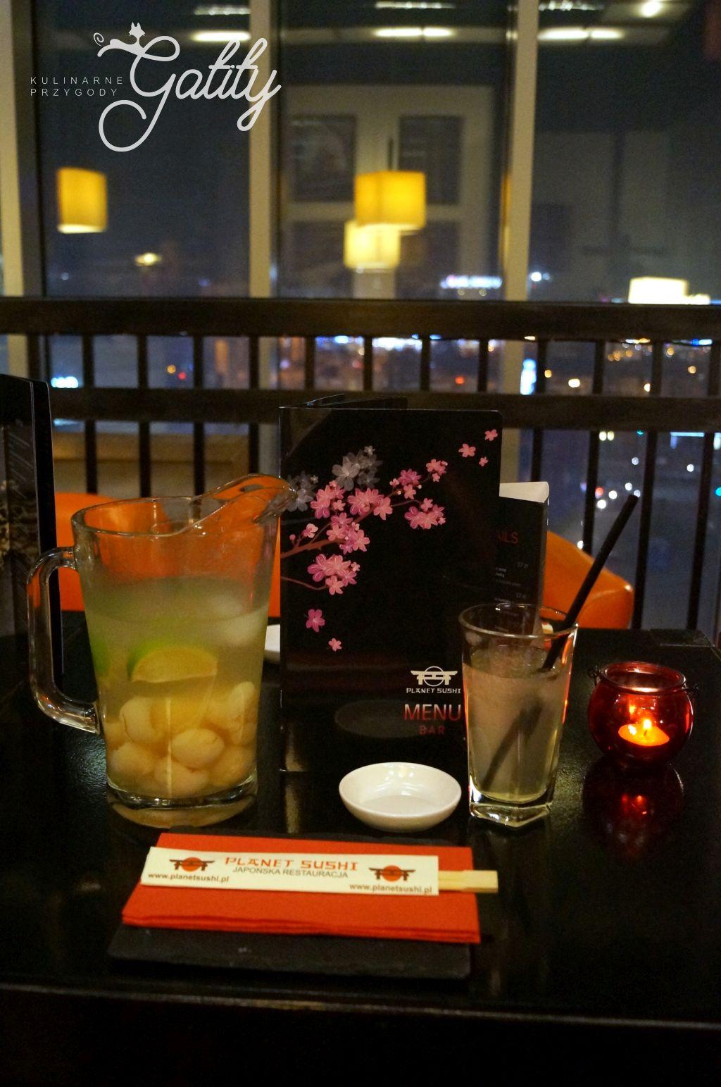 Planet Sushi i rameny w nowym menu
