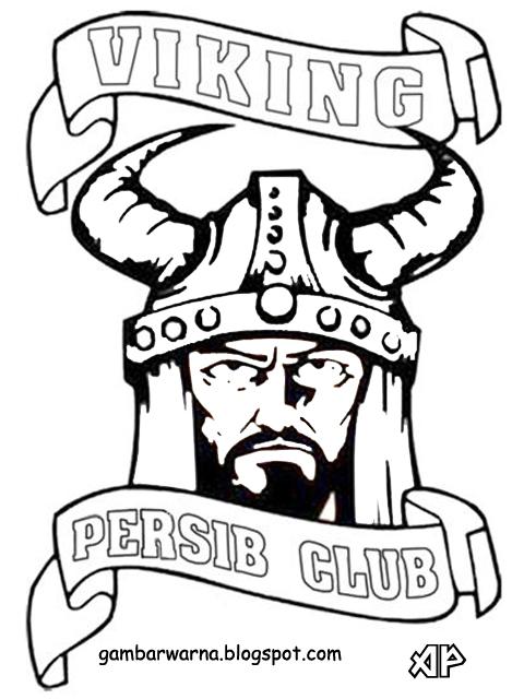 Gambar Mewarnai Logo Persija Gambarmewarnai2019