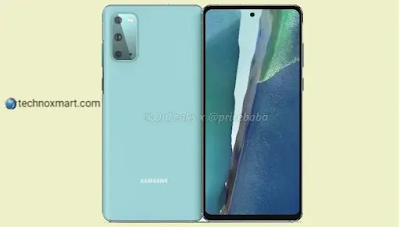 Samsung Galaxy S20 FE Details Recorded On Company Website, Renders And Colour Choices Leaked Online