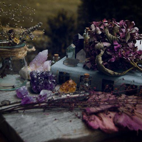 The Witch's Corner: Magickal Correspondences