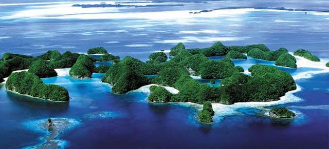 Las islas menos visitadas por los turistas, Estados Federados de Micronesia