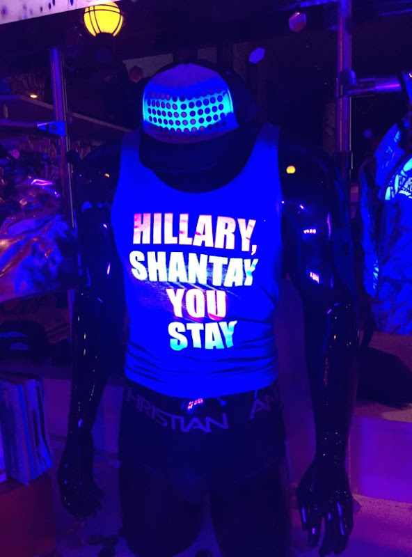 Hillary Shantay You Stay shirt