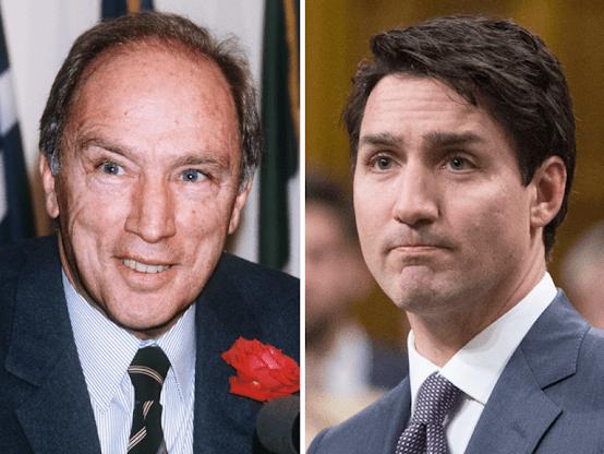 Pierre Justin Trudeau JFK Kennedy election Canada oligarchy menticide population control geopolitics