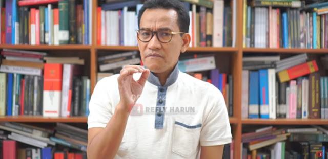 Pengkritik Pemerintah Diserang, Refly Harun: Presiden Jokowi Tidak Mampu Mengelola Pemerintahan