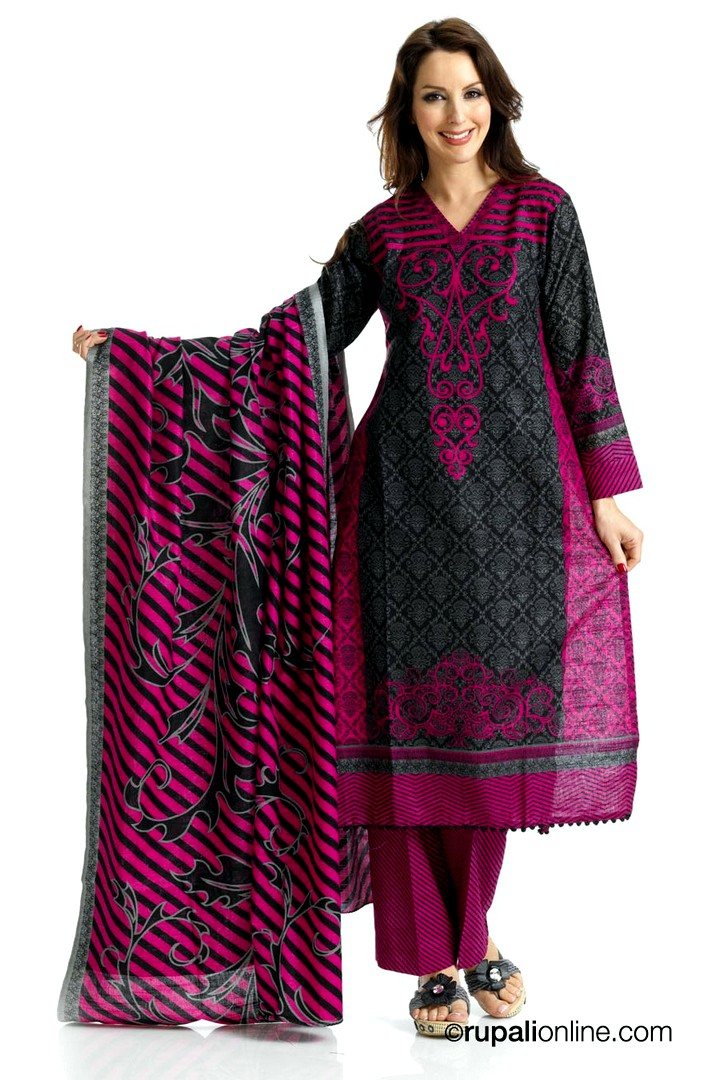 1690bebbe2 Asian Trouser Suits Collection 2013 | Casual Salwar Kameez ...