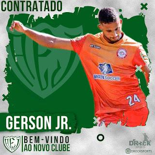 Jataiense contrata atacante Gerson Júnior e sobe sete jogadores da base para o time principal