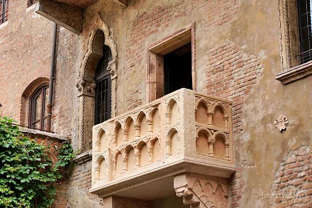 balkon Julii