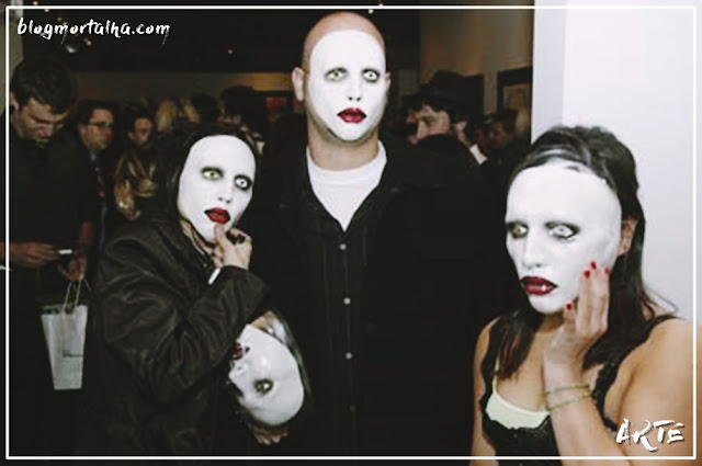 The Celebritarian Corporation Gallery Of Fine Art, de Marilyn Manson